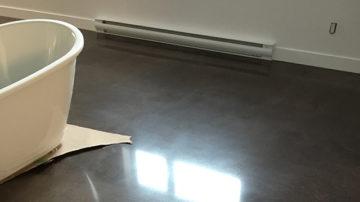 Les entrepreneurs peintre techno pro peintre granby et for Recouvrement de plancher exterieur